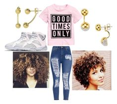 twins👭💘 by briaircarter on Polyvore featuring polyvore fashion style Nadri clothing