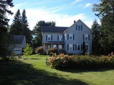 Acadia National Park Farmhouse Rental: 1890's Farmhouse On Hancock Point   HomeAway