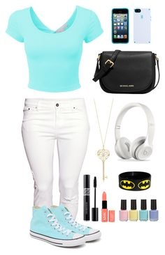"""Everyday Look #3"" by beautiful100percent ❤ liked on Polyvore"