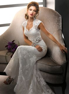 love forever wedding dress
