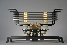 The Machine Light Series of Frank Buchwald model no.04