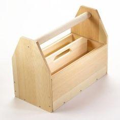 Timber Tool Box