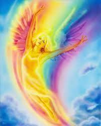 Chama Violeta ...É a Luz de Saint Germain - Portal Arco Íris-Núcleo de Integração e Cura Cósmica