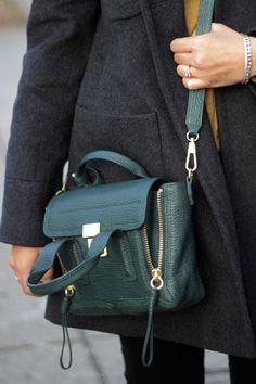 Lil' mini bag! Photo by Anna Matthias