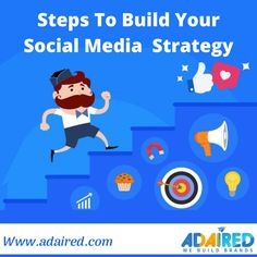 Boost sales, increase loyalty, and online presence of your business with our Social Media Marketing Strategy. We promote your business on the search engine giant that makes your business stand out from the competition. #smm #smmservices  #socialmediamarketing #smallbusiness #onlinebusiness #startups #digitalmarketing #trending #socialmediamarketingtips #socialmedia #business #adaired  #seo  #facebook  #instagram