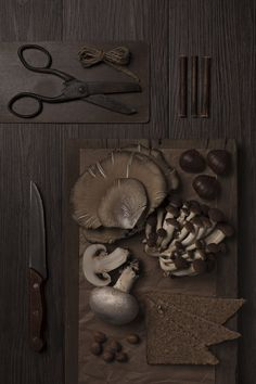 Monochromatic Food Photography4
