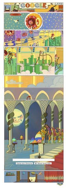 Winsor McCay: Doodle per i 107 anni della sua striscia di fumetti più celebre