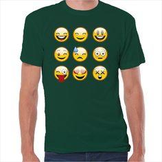 Camiseta emoticonos Whatsapp