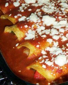 Chicken Enchiladas - Hispanic Kitchen