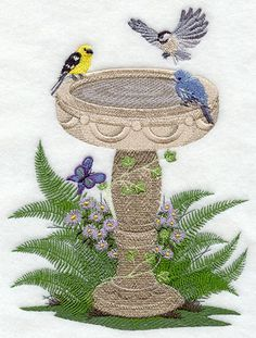 Machine Embroidery Designs at Embroidery Library! - Color Change - C4459