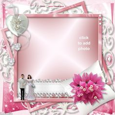 My perfect wedding My Perfect Wedding, Wedding Frames, Ark, Gifs, Roses, Deco, Creative, Beautiful, Wedding Picture Frames