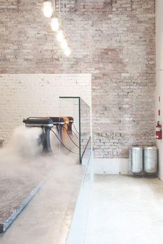 Scott & Scott Architects creates stripped-back interior for Vancouver ice cream shop
