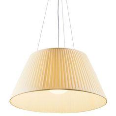 Romeo Soft S pendel Flos - Kjøp møbler online på Ceiling Lights, Lighting, Home Decor, Homemade Home Decor, Decoration Home, Light Fixtures, Ceiling Light Fixtures, Lights, Outdoor Ceiling Lights