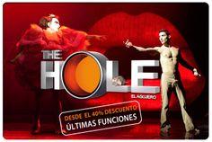 The Hole se despide de #Barcelona el 8 de febrero. Improrrogable!  Últimas sesiones ya a la venta.  Descuentos hasta el 40%! Win Money, Slot Online, Barcelona, Movies, Movie Posters, February 8, Films, Film Poster, Barcelona Spain