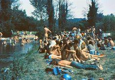 Stonehenge festival 1975