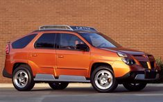 In 2008 we ran a poll where readers voted for the 100 ugliest cars of all time. The Pontiac Aztek, built between 2001-2005, finished in the top spot