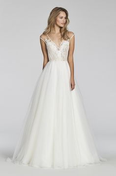Bridal Gowns and Wedding Dresses by JLM Couture - Style 1703 Val