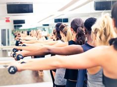 6 Barre-Inspired Moves, No Ballet Bar Required | Bustle