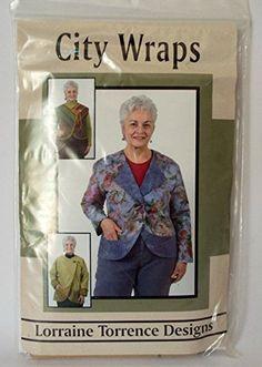 City Wraps Vest Jacket Coat Sewing Pattern 1919 Womens XX... https://www.amazon.com/dp/B00YFA1816/ref=cm_sw_r_pi_dp_smGBxb4ASA84S