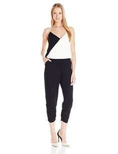 Parker Women's Ivy Combo Jumpsuit