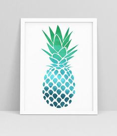 Hey, I found this really awesome Etsy listing at https://www.etsy.com/listing/293406177/pineapple-decor-pineapple-wall-print