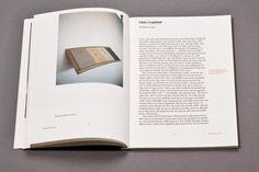 Museale Forstyrrelser on Editorial Design Served