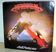 KROKUS -  Metal Rendez-vous *Ariola201199*Krautrock* LP