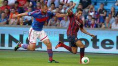 Another look at the Valerenga v FC Barcelona friendly (preseason)