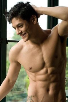 And also from one foot away. | Meet Hideo Muraoka, Your New Favorite Male Model