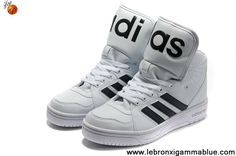 Buy Adidas X Jeremy Scott Instinct Hi Shoes White Fashion Shoes Shop
