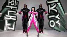 will.i.am, Nicki Minaj - Check It Out, via YouTube.
