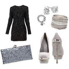 Night out :), created by amiraamaar on Polyvore