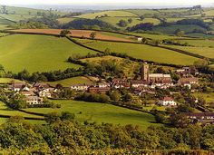 Dunsford: The picturesque village of Dunsford is within the Dartmoor National Park, Devon