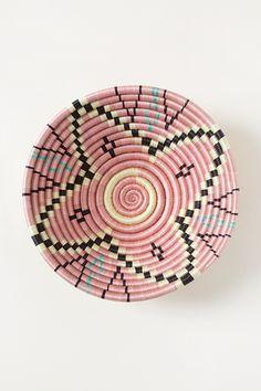 Salmon Plateau Basket - Indego Africa