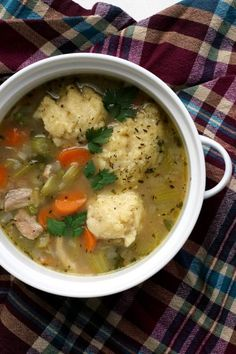 Chicken Soup Recipes That Will Cure Your Cold for Real