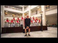 These Senior Citizens Bust A Move To Pharrell's 'Happy' And It's truly inspiring.
