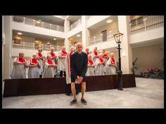'Happy' de Pharrell Williams bailado por abuelitos [VIDEO] #Trome