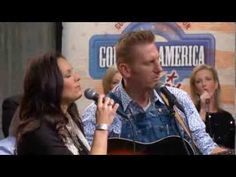 Written By: R.L. Feek, J.M. Feek, Heidi Feek http://www.joeyandrory.com/ Lyrics: You're my man, and I'm your woman Where you lead me, I will go I will stand ...