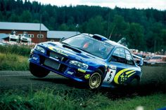Subaru Impreza WRC rally car. CLICK the PICTURE or check out my BLOG for more: http://automobilevehiclequotes.tumblr.com/#1506301058