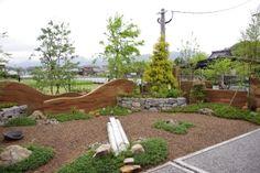 土塀と石積
