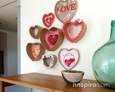 Aquí tienes una idea para que tu hogar respire un día especial para San Valentín. ¿Qué te parece?