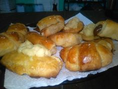 Facturas fáciles Pan Dulce, 20 Min, Sweet Bread, Muffin, Food And Drink, Breakfast, Ethnic Recipes, Ely, Color