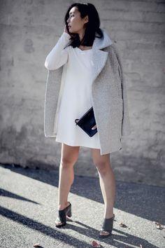 Capsule Wardrobe In Action: 2 Dresses 6 Ways