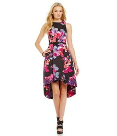 Shop for Vince Camuto Flower Print Fit-and-Flare Dress at Dillards.com. Visit Dillards.com to find clothing, accessories, shoes, cosmetics & more. The Style of Your Life.