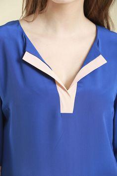 'Diese luxuriöse Kleid aus 100% Seide ist fair produziert. Es ist in einer leichter H-Linie, also gerade geschnitten und bringt so taillenumspielende Weite. Sie können das Kleid versandkostenfrei in unserem Onlineshop erhalten, für 199,90 EUR.'