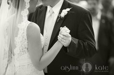 first dance black and white wedding lace wedding gown