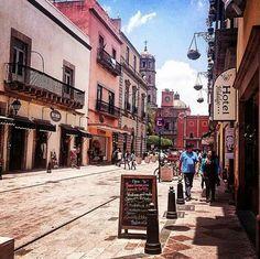 Queretaro centro histórico.