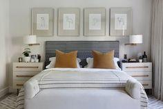 Master Bedroom - Interior Design by Turner Pocock