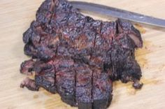 These smokey delicious, gooey, tender and tasty burnt ends made from smoked chuck roast and are to die for. Easy to make in any smoker in about 8 hours. Smoked Chuck Roast, Burnt Ends, Smoking Meat, Brisket, Burns, Tasty, Beef, Cooking, 8 Hours
