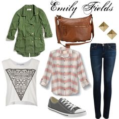 Emily- Pretty Little Liars